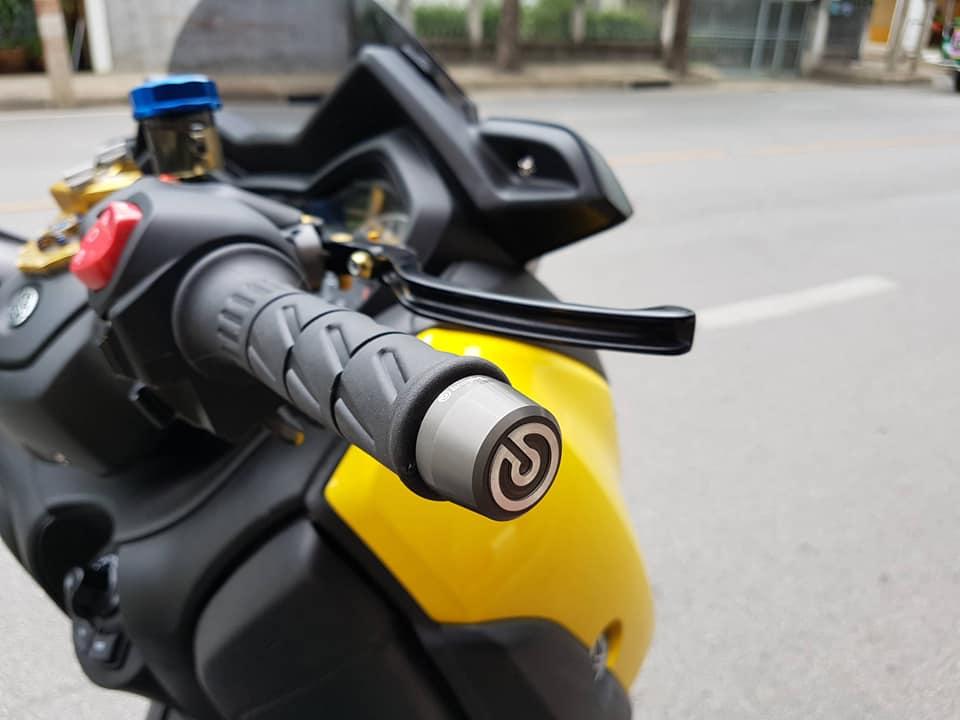 Yamaha XMax 300 ban nang cap tron goi tai NBB Racing - 6