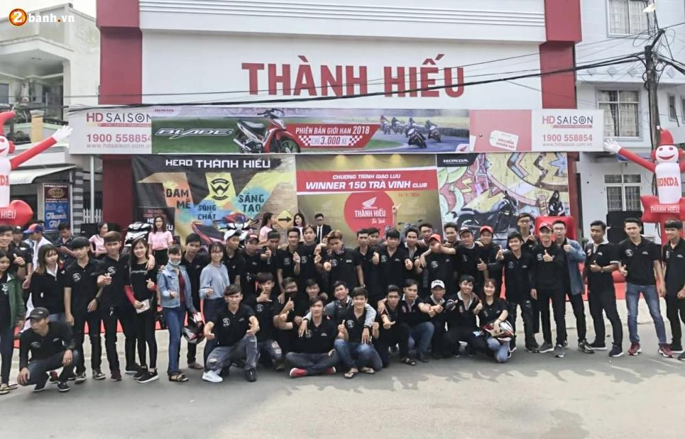 2banhvn Dong hanh cung Club Winner Tra Vinh mung sinh nhat lan thu II