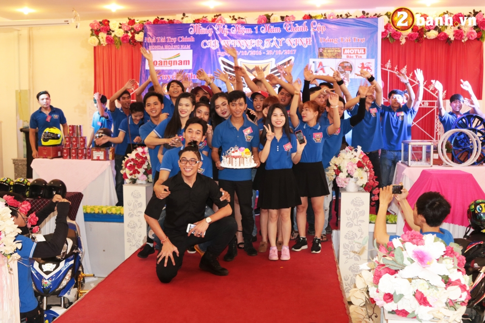 2banhvn Dong hanh cung Club Winner Tra Vinh mung sinh nhat lan thu II - 6