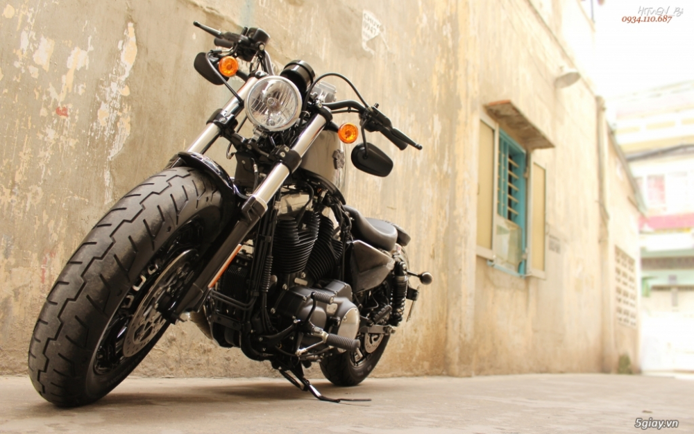 ___ Can Ban ___HARLEY DAVIDSON Fortyeight 1200cc ABS 2018___ - 7