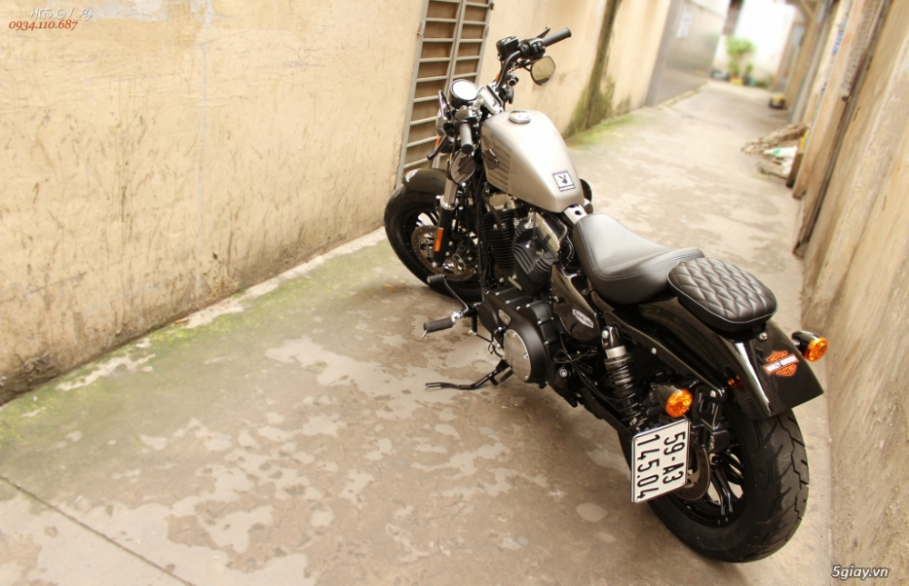 ___ Can Ban ___HARLEY DAVIDSON Fortyeight 1200cc ABS 2018___ - 2