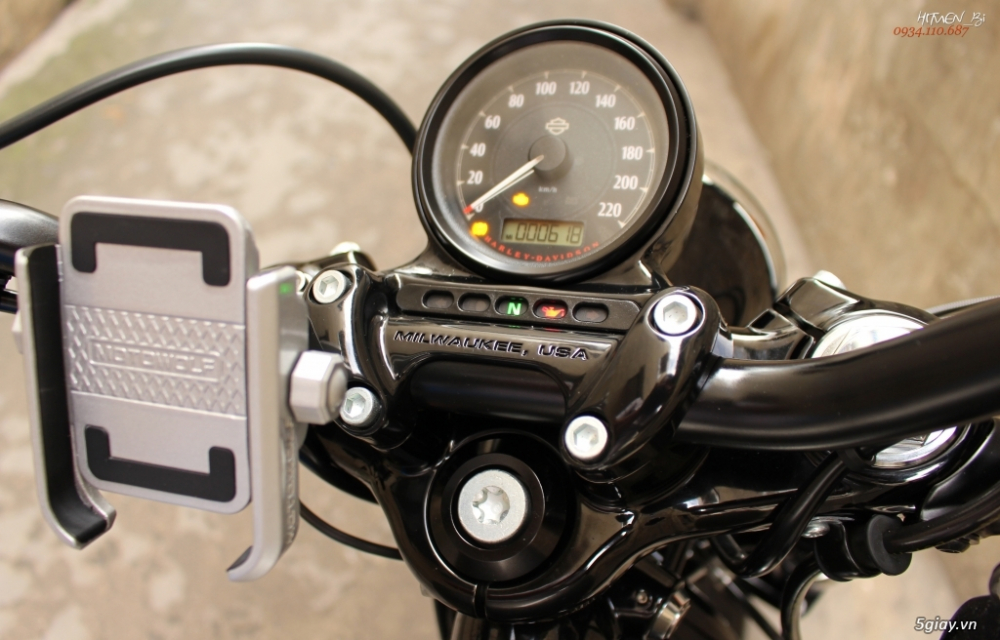 ___ Can Ban ___HARLEY DAVIDSON Fortyeight 1200cc ABS 2018___ - 4