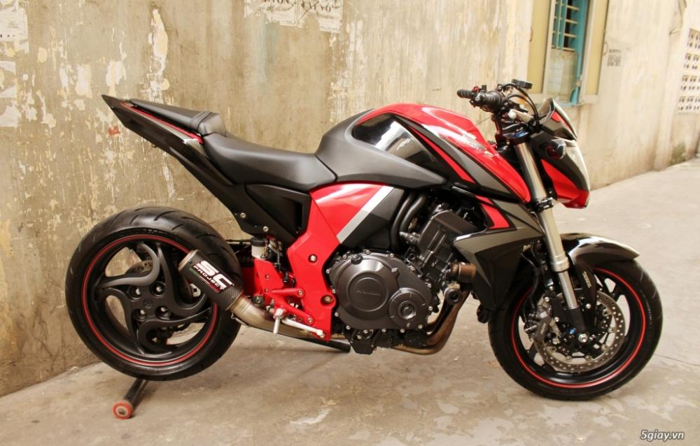 ___ Can Ban ___HONDA CB1000RA ABS 2015 Carbon___ - 5