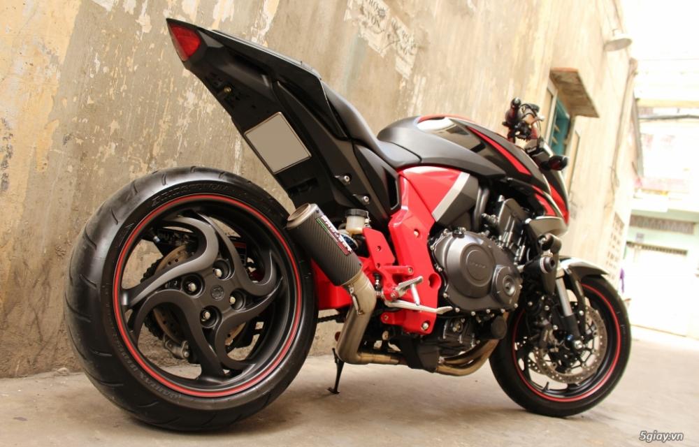 ___ Can Ban ___HONDA CB1000RA ABS 2015 Carbon___ - 8