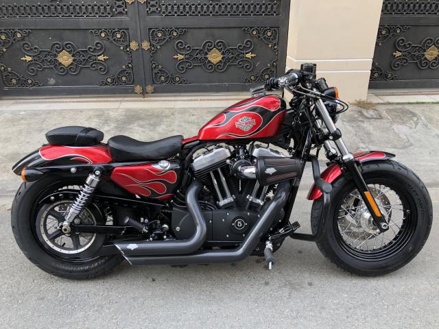 ___Can Ban HARLEY DAVIDSON Forty Eight Sporter Harley HD48 1200ccDang ky lan dau 82016