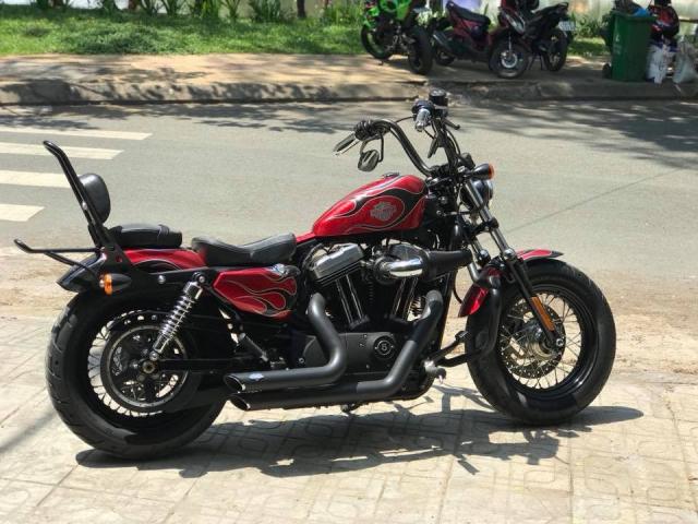 ___Can Ban HARLEY DAVIDSON Forty Eight Sporter Harley HD48 1200ccDang ky lan dau 82016 - 2