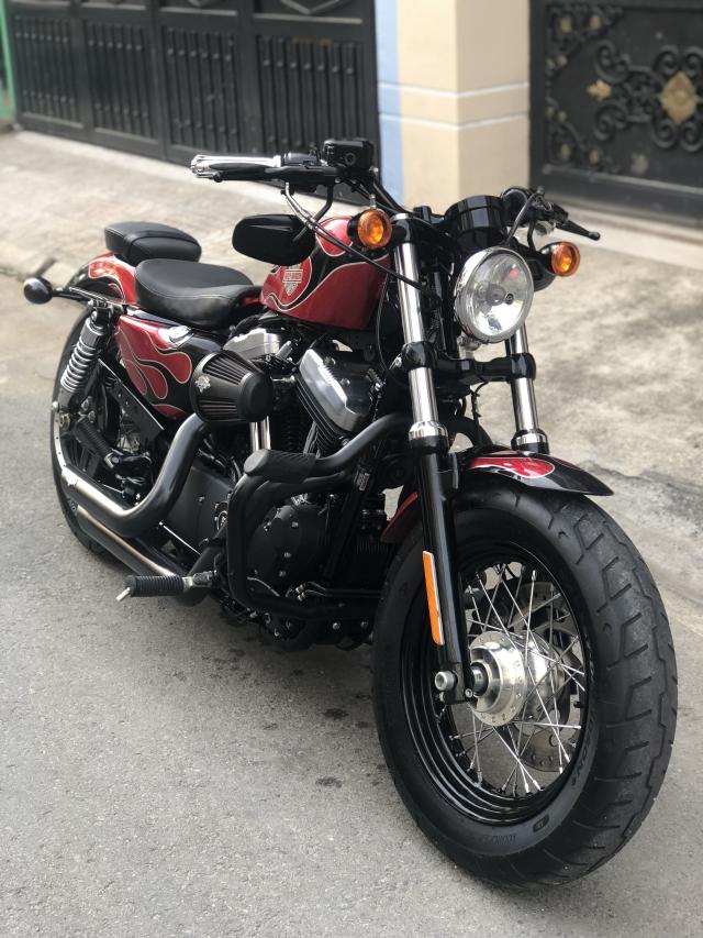 ___Can Ban HARLEY DAVIDSON Forty Eight Sporter Harley HD48 1200ccDang ky lan dau 82016 - 5
