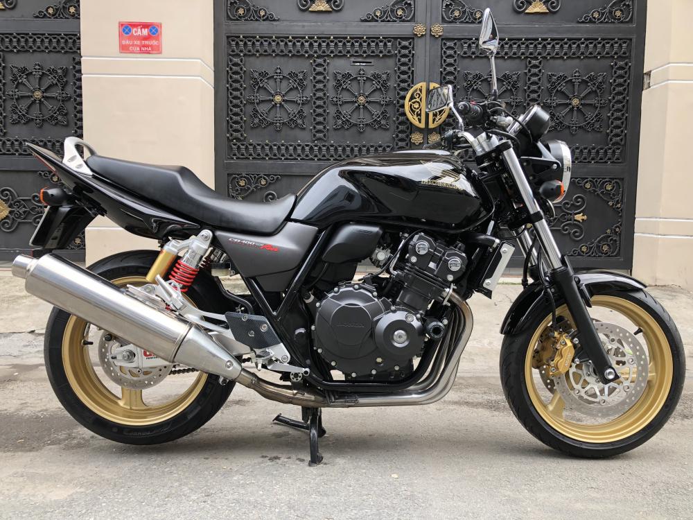 __Can Ban Honda CB400 Revo date 2012 HQCN odo 7000km mau denngay chu dung ban - 3