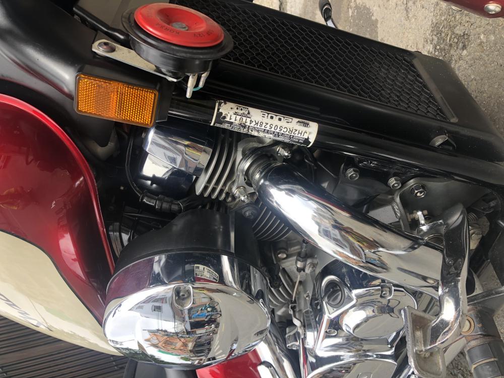 __Can Ban Honda Shadow Aero date 2008 dang ky lan dau cuoi 2009 HQCN odo 16000km ngay chu - 5