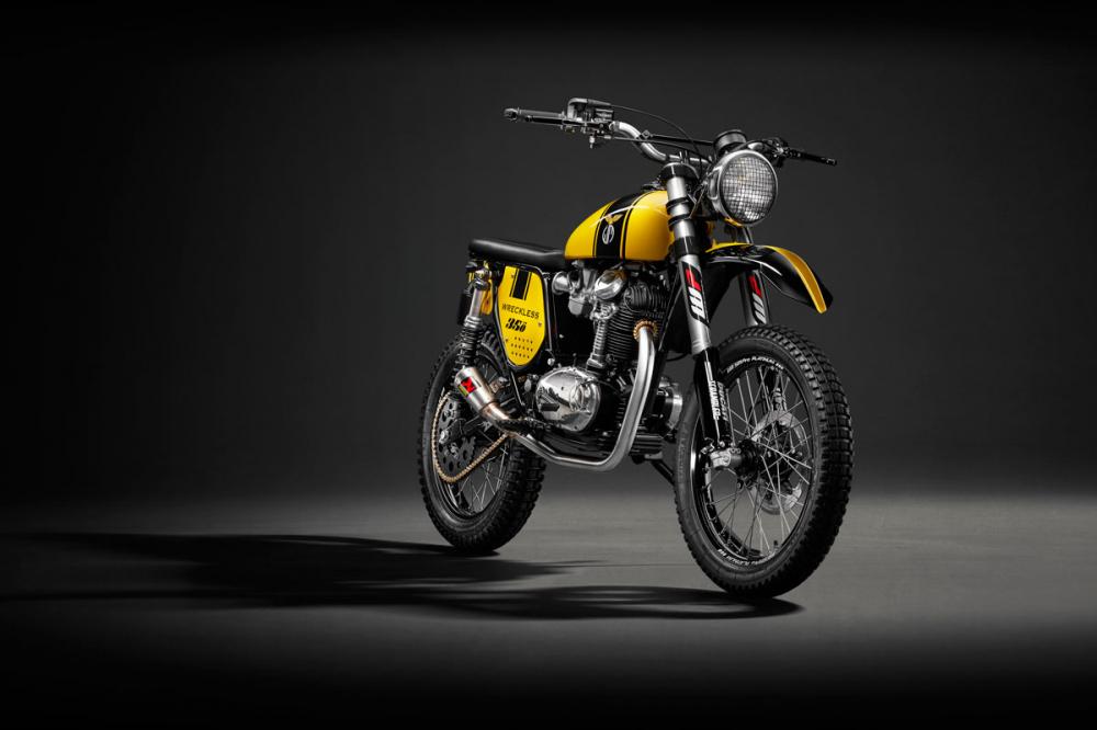 Ban do Ducati Scrambler Duke day thu vi den tu WRECKLESS MOTORCYCLES