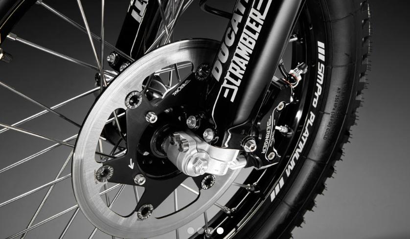Ban do Ducati Scrambler Duke day thu vi den tu WRECKLESS MOTORCYCLES - 4