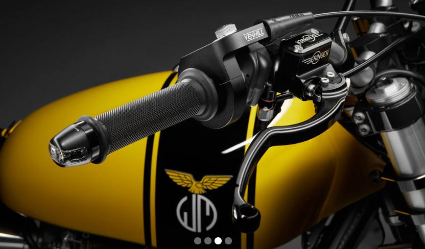 Ban do Ducati Scrambler Duke day thu vi den tu WRECKLESS MOTORCYCLES - 6