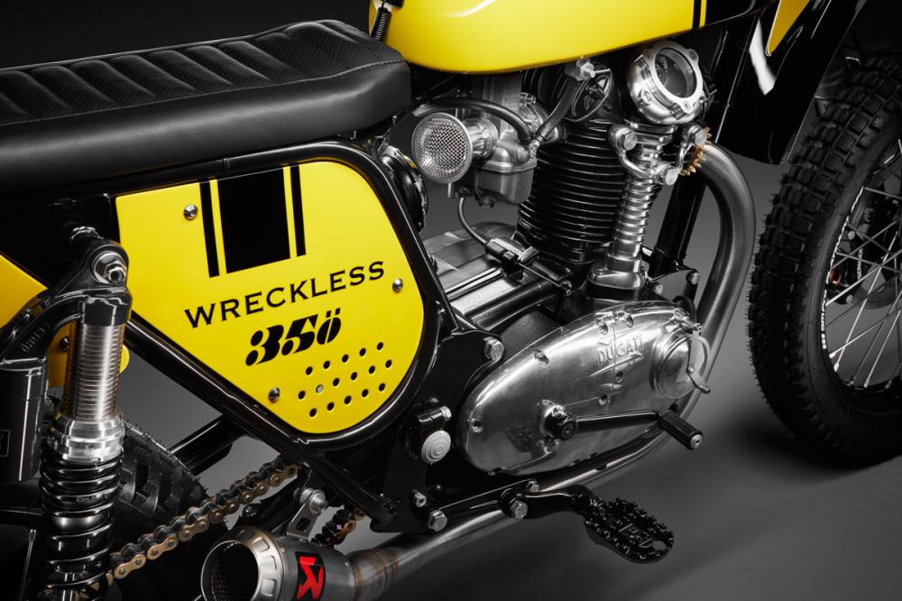 Ban do Ducati Scrambler Duke day thu vi den tu WRECKLESS MOTORCYCLES - 8