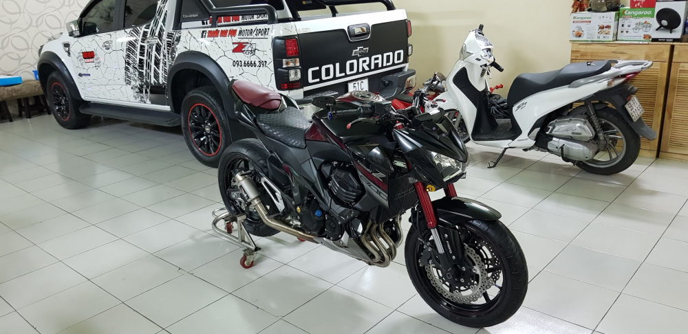 Ban Kawasaki Z800 ABS122016Do CandyHiSSChau AuSaigon - 10