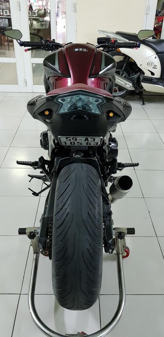 Ban Kawasaki Z800 ABS122016Do CandyHiSSChau AuSaigon - 16
