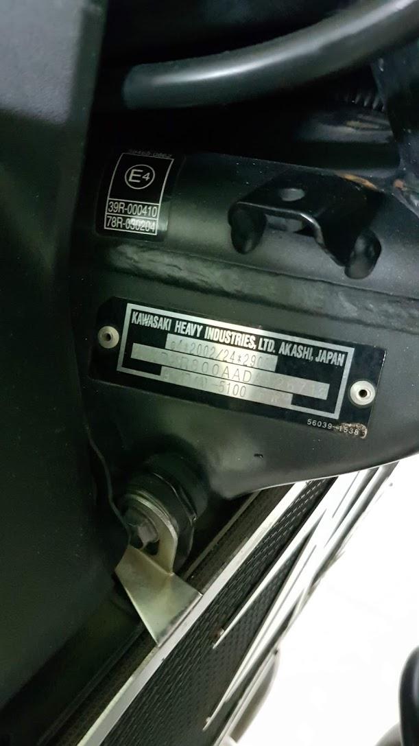 Ban Kawasaki Z800 no ABS 42015Chau AuHiSSHQCNSaigon - 13