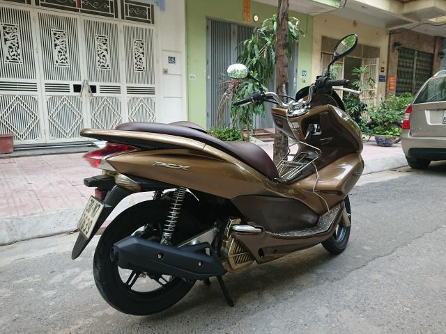 Ban xe Honda PCX 125 fi 2011 dong con moi chinh chu bien HN 26tr - 5
