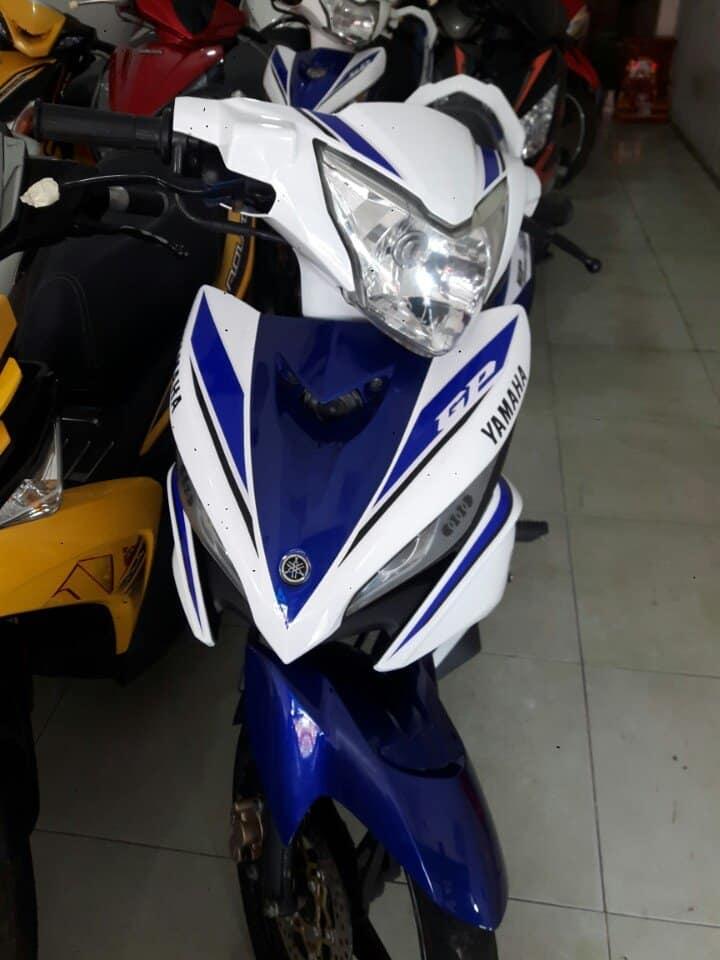 BAN XE MAY CU TRA GOP Yamaha Exciter 135 con tay_ khong can chung minh thu nhap - 3