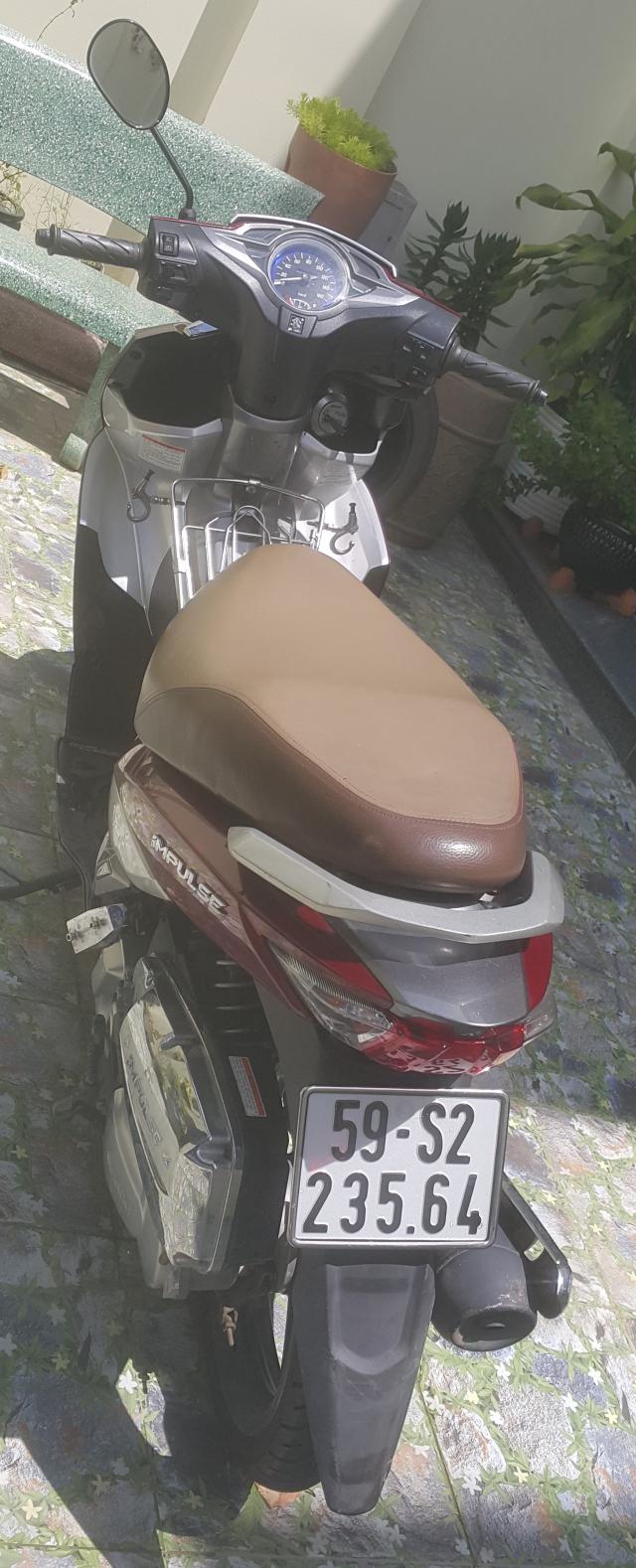 Ban xe Suzuki Inpulse FI 2015 nhu moi 17500000 0983 231 163