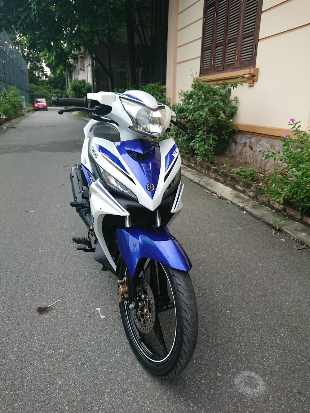 Ban xe Yamaha Exciter 135GP may nguyen ban cuc chat bien Dep - 3