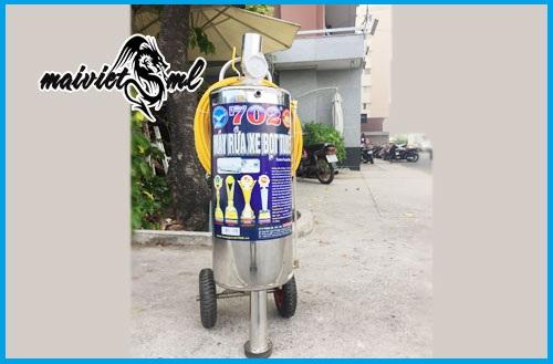 Binh rua xe bot tuyet 702 35L cao cap gia re