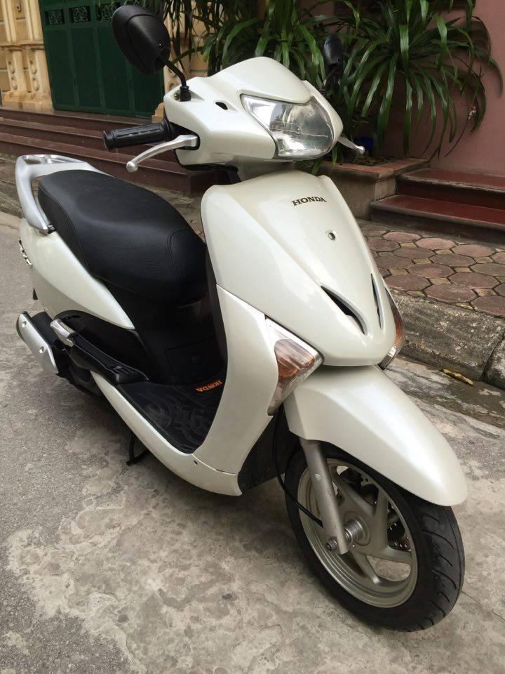 Can ban Honda Lead Fi Trang nguyen ban chinh chu dung con tot - 3
