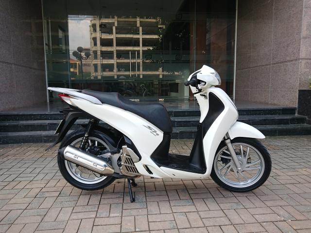 Can ban Honda Sh 125i Viet 2015 nguyen ban con moi 95 chinh chu su dung - 5