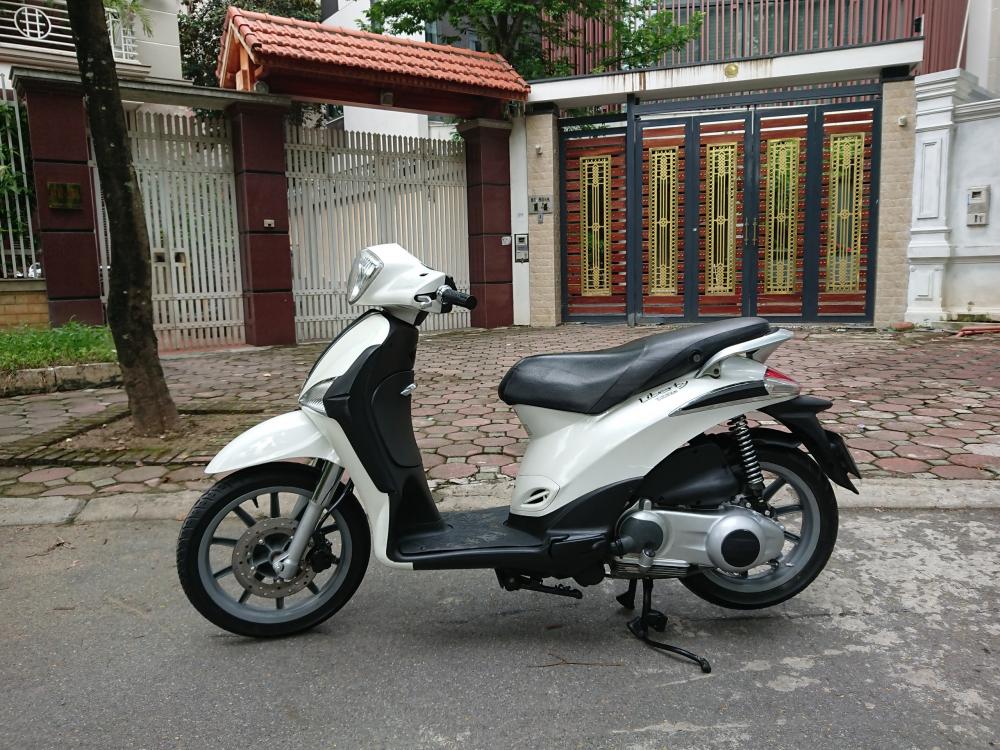 Can ban Liberty 125ie Trang bien HN chinh chu su dung tot - 3