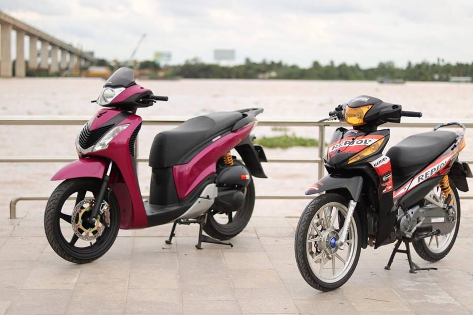 Can canh Honda Sh Y do toan do chat order tu Chau Au - 10