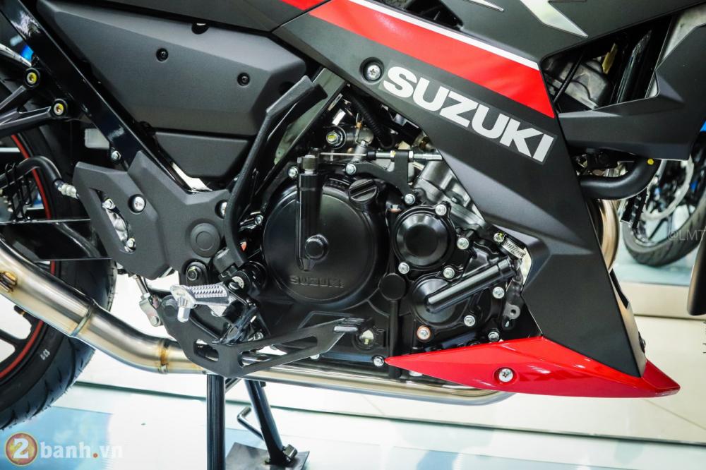 Can canh Suzuki Raider 150 Fi phien ban dac biet Yoshimura vua duoc ra mat - 29