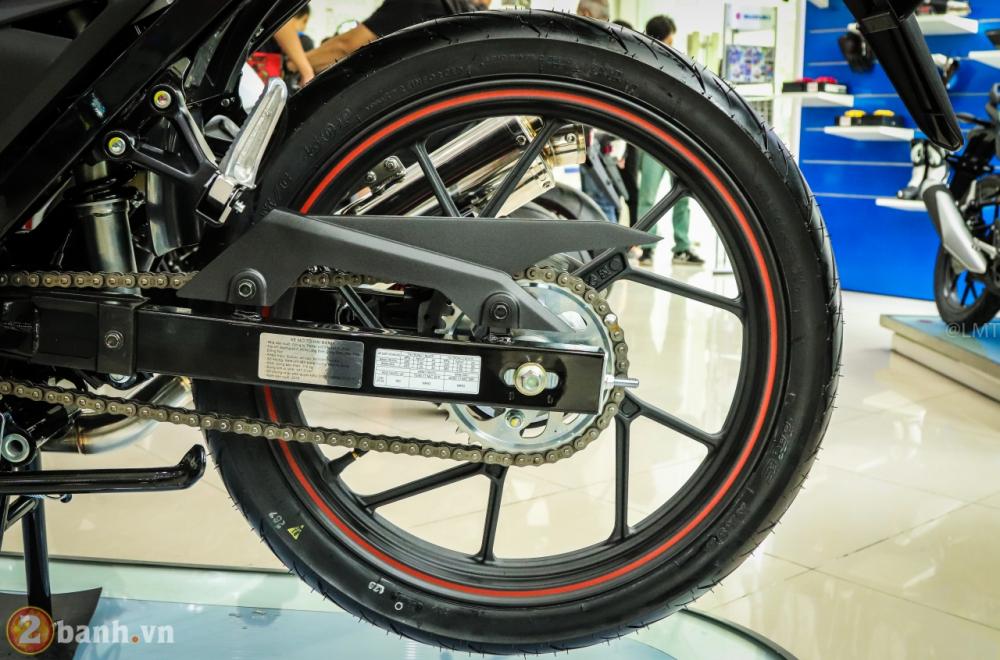 Can canh Suzuki Raider 150 Fi phien ban dac biet Yoshimura vua duoc ra mat - 35