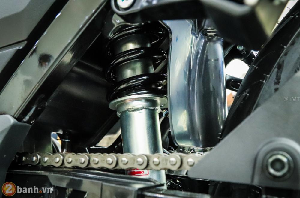 Can canh Suzuki Raider 150 Fi phien ban dac biet Yoshimura vua duoc ra mat - 37