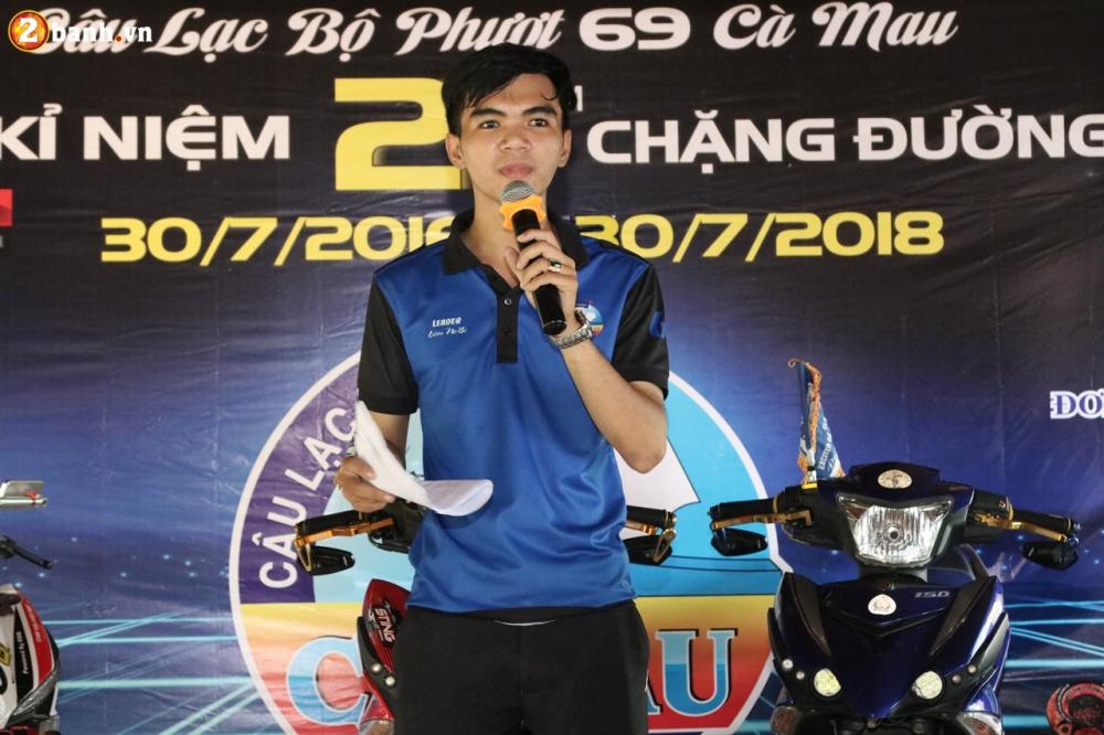 CLB Phuot 69 Ca Mau 2 nam hinh thanh phat trien - 13