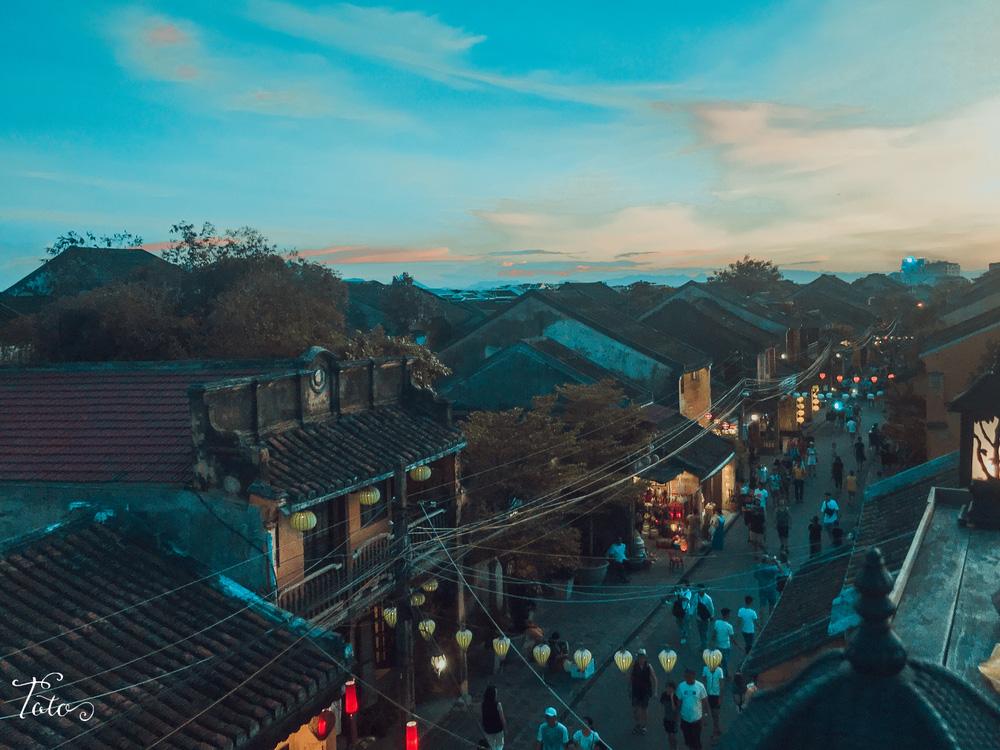 Clip Hanh trinh kham pha Hoi An day thu vi cua chang trai 9X - 4