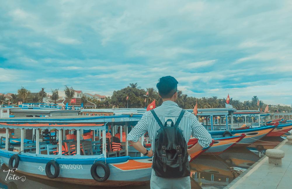 Clip Hanh trinh kham pha Hoi An day thu vi cua chang trai 9X - 6
