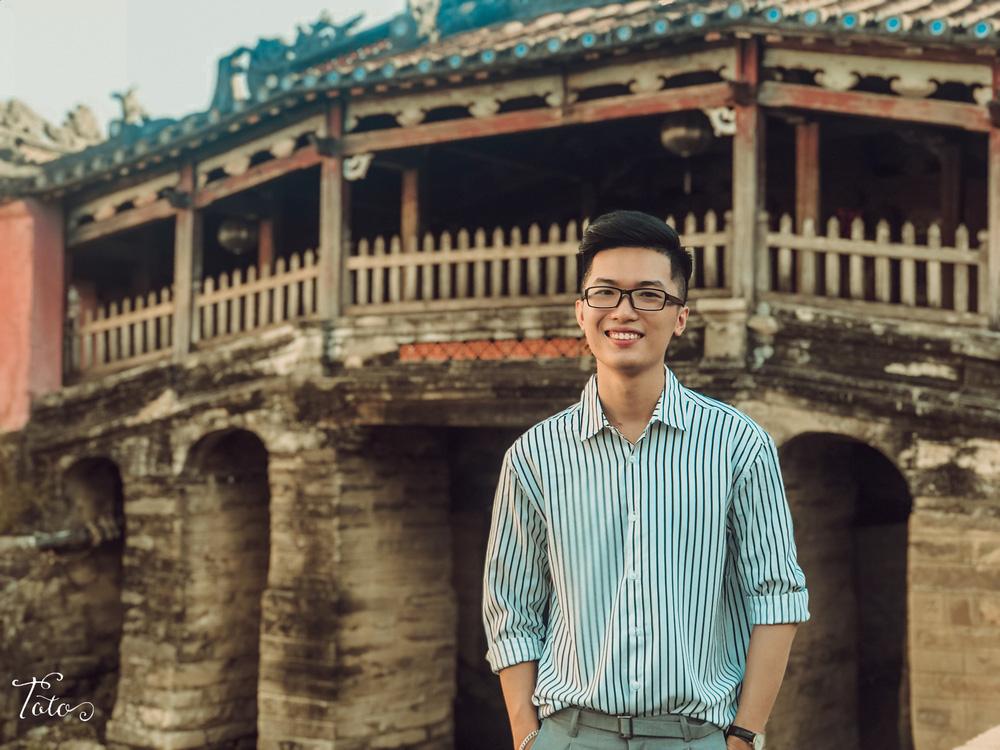 Clip Hanh trinh kham pha Hoi An day thu vi cua chang trai 9X - 7