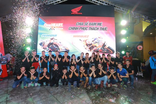 Cuong nhiet cung chang 12 giai dua MotoGP tai thanh pho Ho Chi Minh - 7