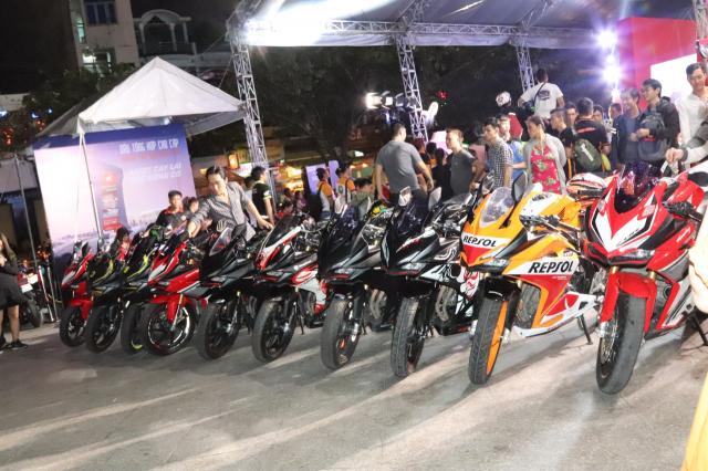Cuong nhiet cung chang 12 giai dua MotoGP tai thanh pho Ho Chi Minh - 2