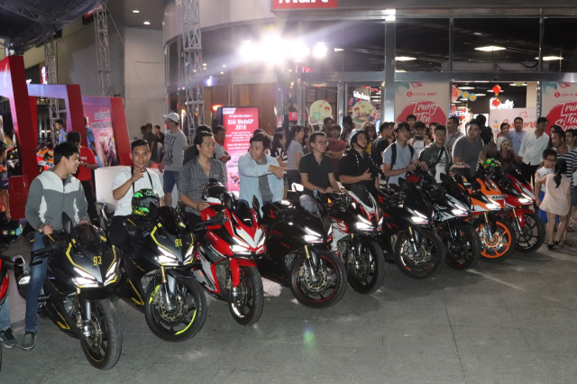 Cuong nhiet cung chang 12 giai dua MotoGP tai thanh pho Ho Chi Minh - 3