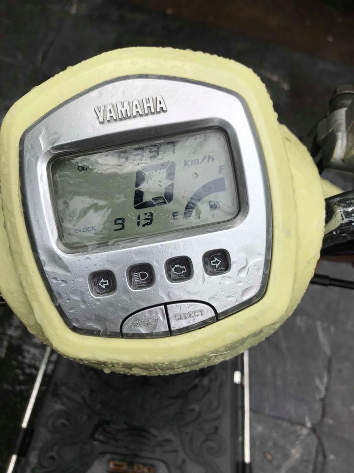 Cuxi Fi doi 2011 29K101603 sieu moi 6000km so gap 145 trieu xe moi va nguyen ban lau dai - 2