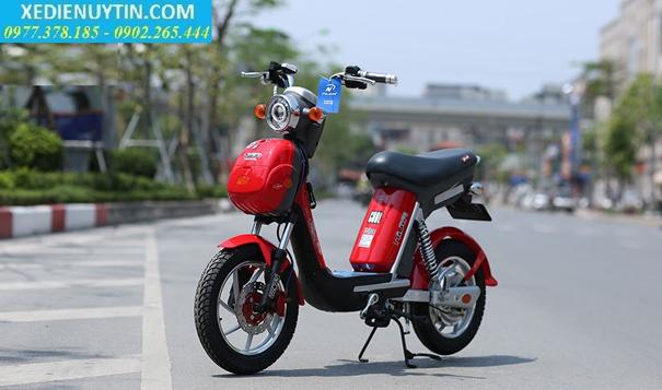 Danh gia xe dap dien Nijia 2018 chinh hang moi nhat - 2