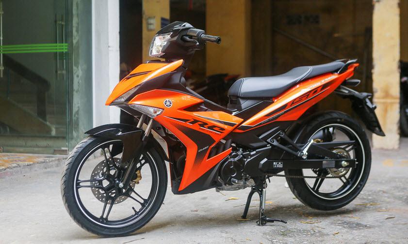 Danh gia xe Yamaha Exciter 2018 ve hinh anh thiet ke kem gia ban moi nhat - 5