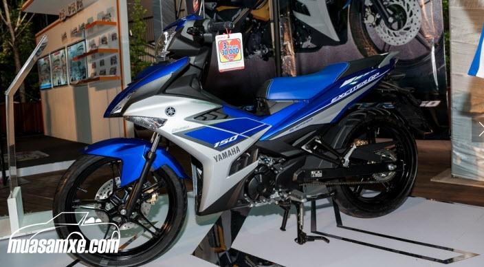 Danh gia xe Yamaha Exciter 2018 ve hinh anh thiet ke kem gia ban moi nhat - 7