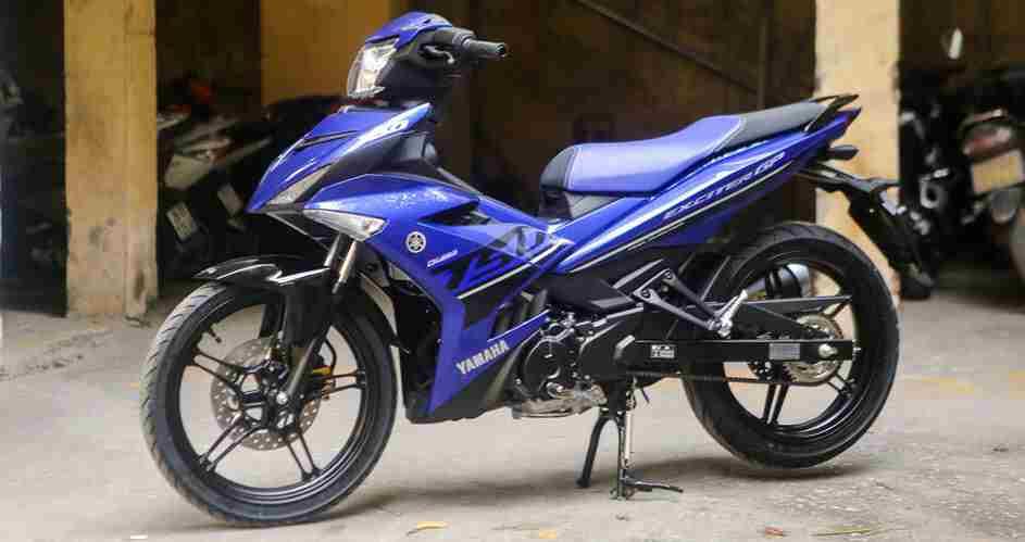 Danh gia xe Yamaha Exciter 2018 ve hinh anh thiet ke kem gia ban moi nhat - 6