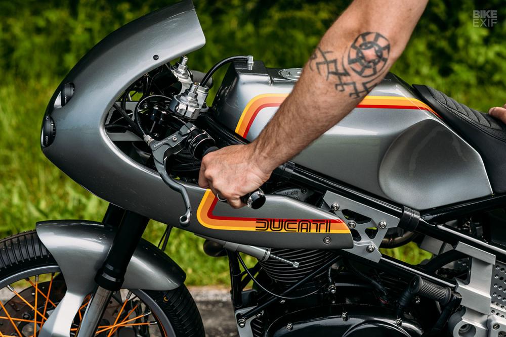 Ducati 250 ban do day sang tao voi bo khung hinh MOTO3 - 10