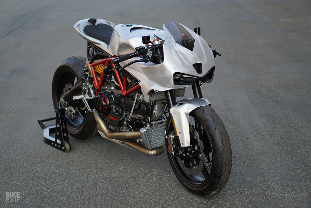 Ducati Cafe Fighter mang thiet ke may bay chien dau cua SIMONE CONTI - 11