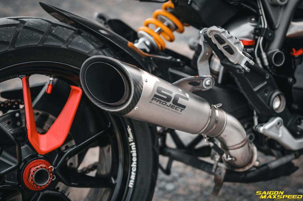 Ducati Hyperstrada 821 ban do bon tien cua Biker Sai Thanh - 22