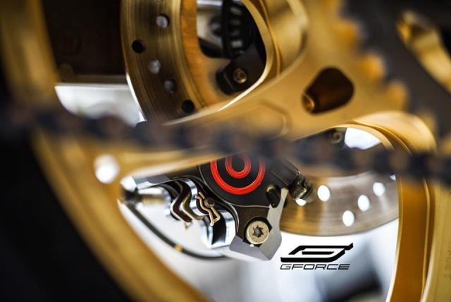 Ducati Monster 821 Huyen thoai ve nhung con quai vat duong pho - 6