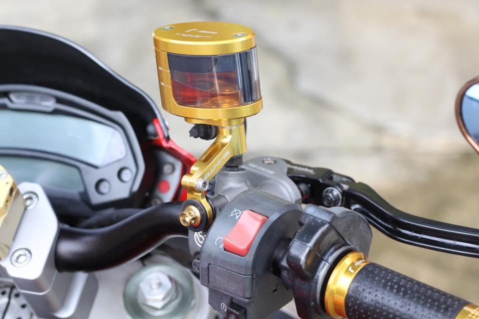 Ducati Monster 796 nang cap day noi bat tren dat Thai - 6