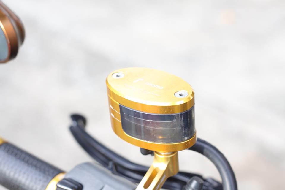 Ducati Monster 796 nang cap day noi bat tren dat Thai - 8